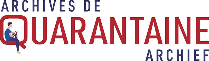 Archives de Quarantaine Archief - Logo général